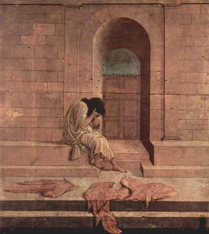 The Outcast - Sandro Botticelli
