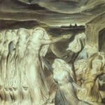 The parable of the wise and foolish virgins – William Blake