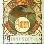 The Pater – Alphonse Mucha