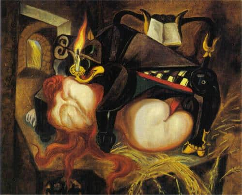 The Pianotaure - Andre Masson