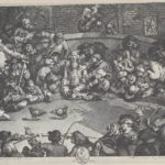 The Pit – William Hogarth
