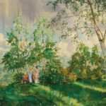 The Rainbow – Konstantin Somov