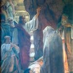 The Resurrection of Lazarus – Wilhelm Kotarbinski