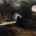 The Ride of Death (The Fall and Death) – Arnold Bocklin