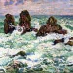 The Rocks – Theo van Rysselberghe