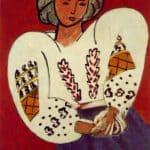 The Romanian Blouse – Henri Matisse