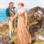 The Sailing Signal Gun – Arthur Hughes