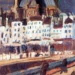 The Saint Gervais Church – Raoul Dufy