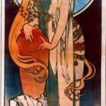 The Samaritan – Alphonse Mucha
