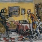 The Seducer – Walter Sickert