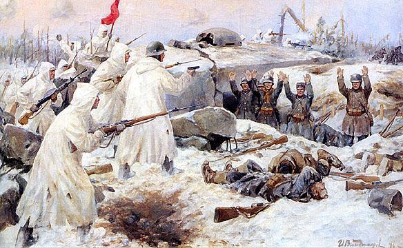 The Surrender Of The Finns In 1940 (russian-finnish War) - Ivan Vladimirov