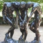 The Three Shades – Auguste Rodin