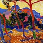 The Trees – Andre Derain