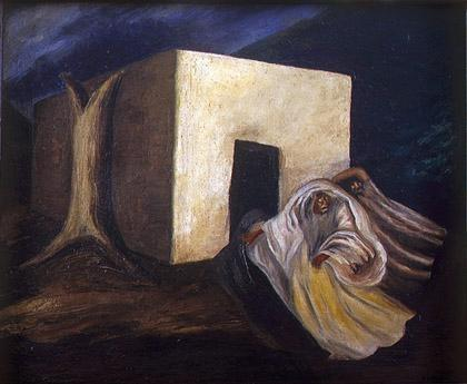 The White House - Jose Clemente Orozco
