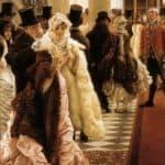 The Woman of Fashion (La Mondaine) – James Tissot