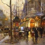 Theatre du Vaudeville – Antoine Blanchard