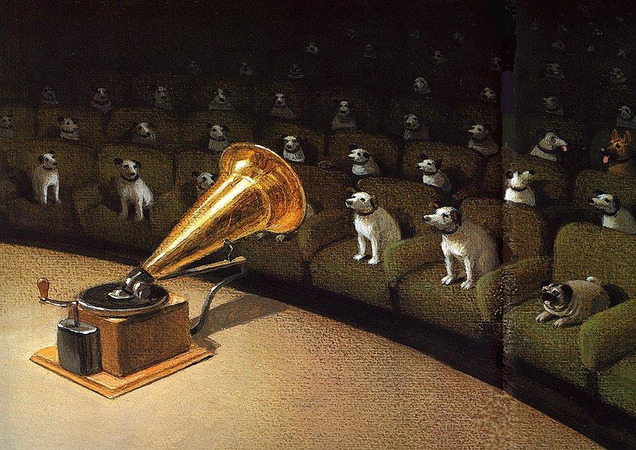 Their Master's Voice - Michael Sowa