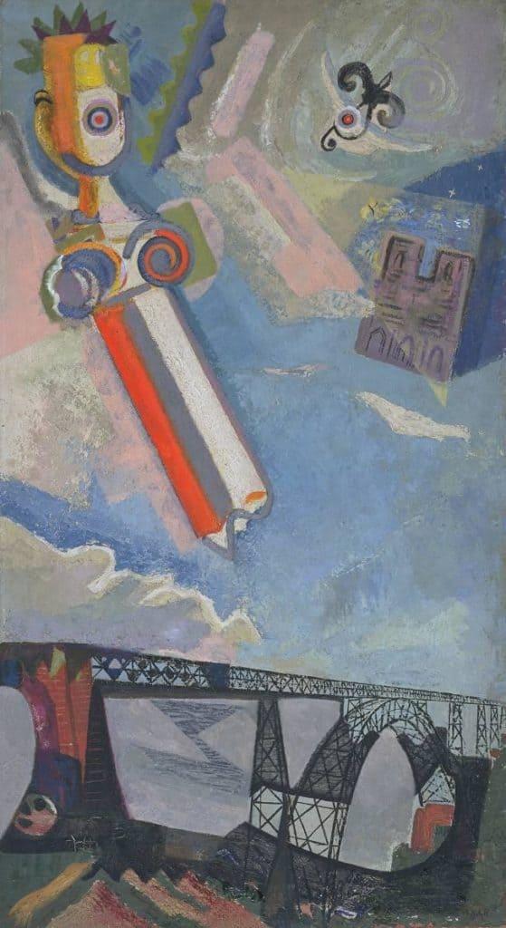 Three Symbols - Eileen Agar