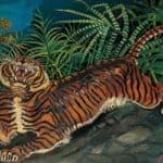 Tiger- – Antonio Ligabue