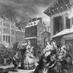 Times of the Day: Morning – William Hogarth