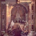 Tomb of Pope Alexander VII  – Gian Lorenzo Bernini