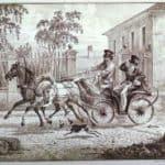 Town Carriage (Droshky) – Alexander Orlowski
