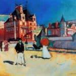 Trouville – Raoul Dufy