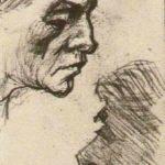 Two Heads of Men – Vincent van Gogh