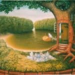 Vacancy Lifetime - Jacek Yerka