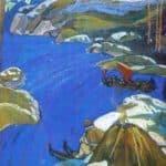 Varangian way – Nicholas Roerich