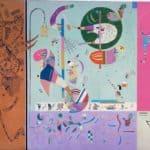 Various Parts –  Wassily Kandinsky