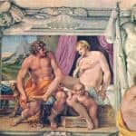 Venus and Anchises – Annibale Carracci