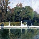 Versailles. Water parterre – Alexandre Benois
