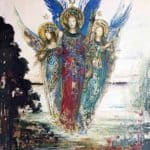 Voices of Evening – Gustave Moreau