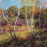Waning Summer – Willard Metcalf