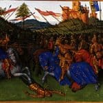 Wars of Charlemagne – Jean Fouquet