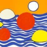 Waves  – Alexander Calder