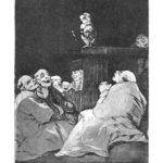 What a golden beak! – Francisco Goya