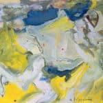 White Nude – Willem de Kooning