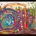 970 Who Has Eaten All My Windows – Friedensreich Hundertwasser