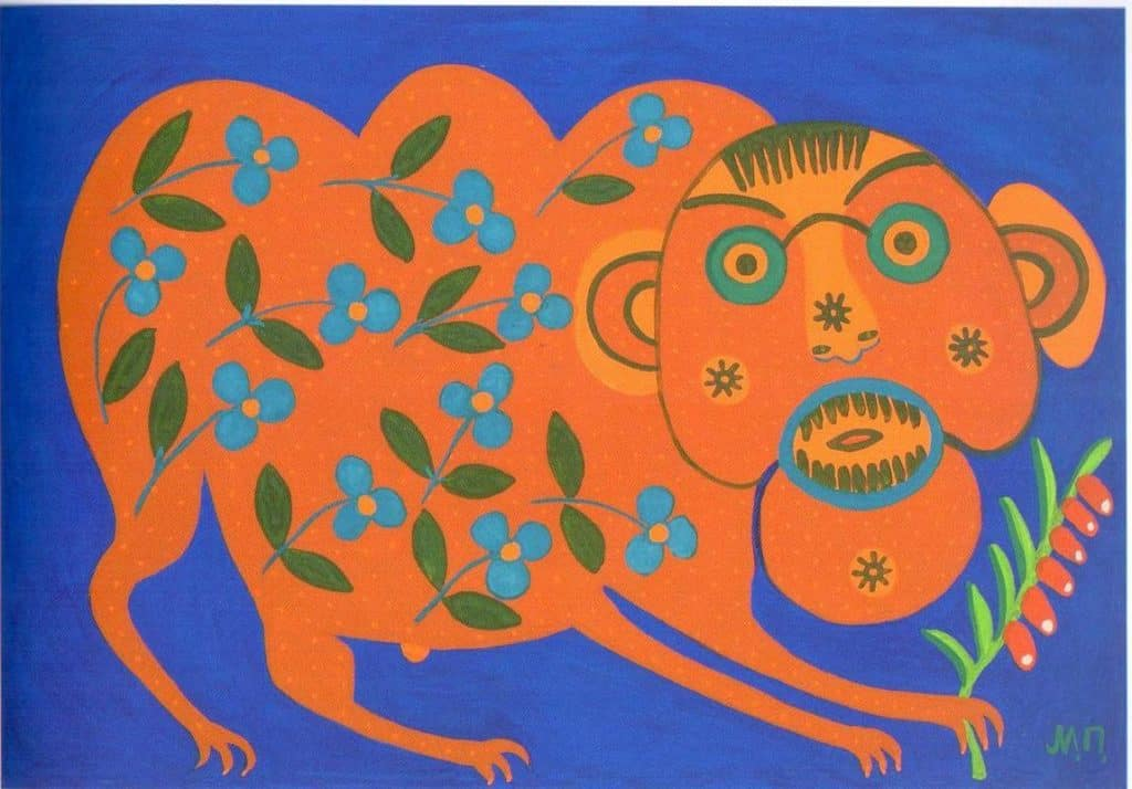 Wild And Big-eared – Maria Primachenko