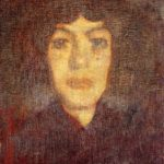 Woman's Head with Beauty Spot – Amedeo Modigliani