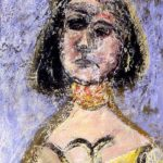 Woman with Necklace Marquette – Arshile Gorky