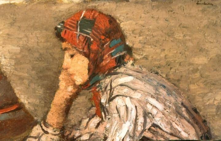 Woman Worker - Stefan Luchian