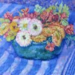 Yellow Bouquet – Theo van Rysselberghe