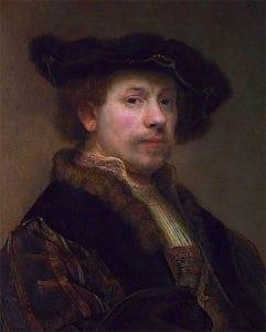 Celebrating Rembrandt Harmenszoon van Rijn's 400th Birthday in 2006