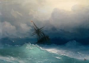 Facts and Myths about Ivan Aivazovsky. Everything You Need to Know. A collection of 729 paintings (HD)