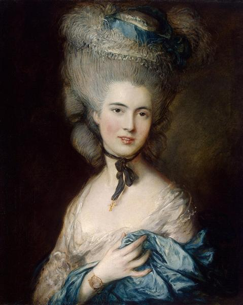 Who Painted Portrait Of The Duchess Of Beaufort? Surprising Facts You Did Not Know About Thomas Gainsborough.