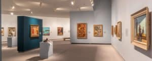 Art Galleries - The Variations