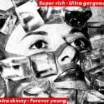 Untitled (Super rich) - Barbara Kruger